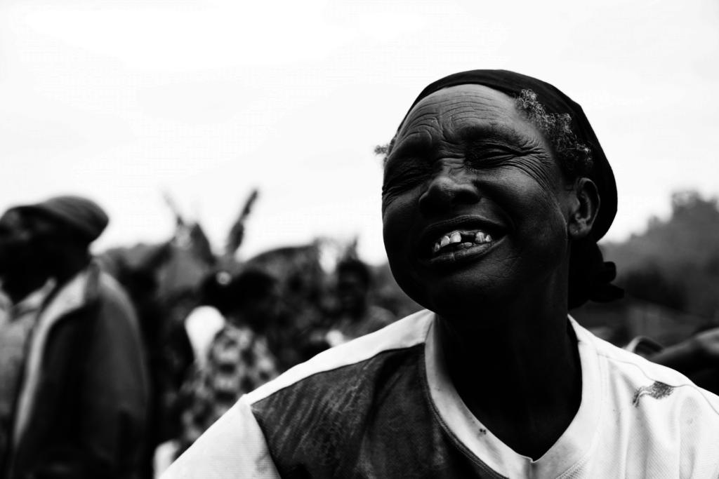 In a Ugandan Village